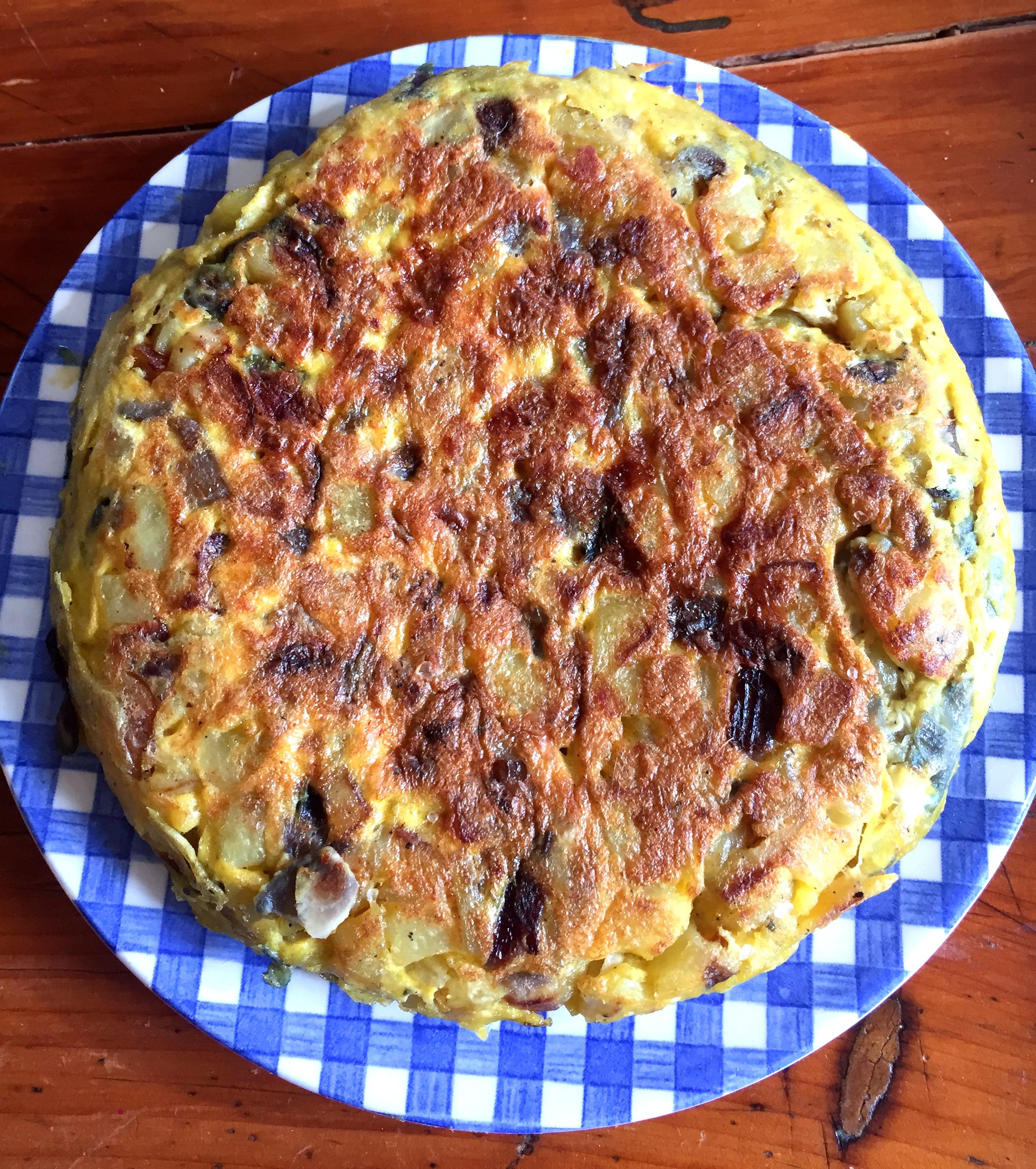 Cocina espa ola echalote co for Cocina espanola