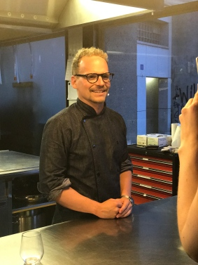 Chef Benjamin Luzuy - crédit photo EchaloteandCo