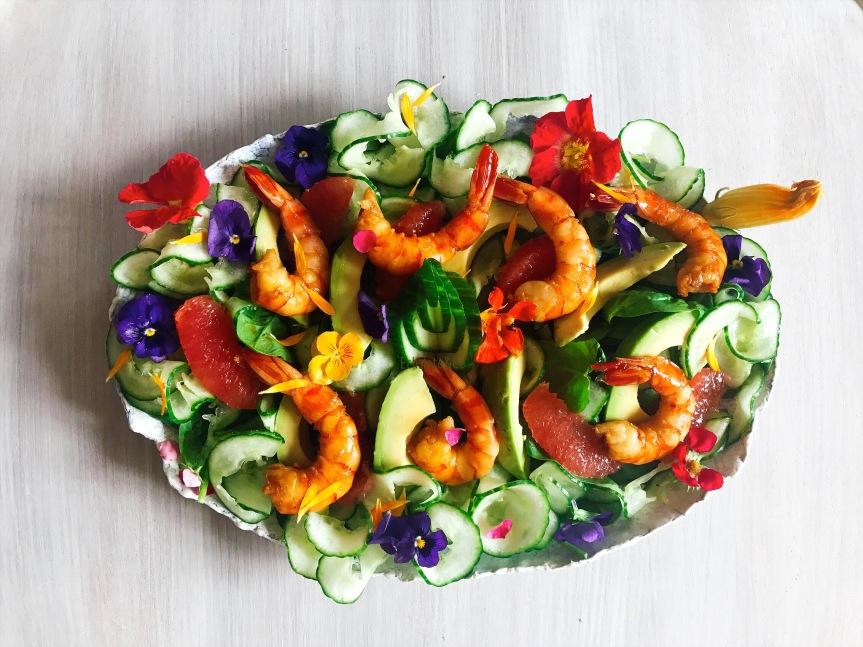 Ma salade d'été par EchaloteandCo